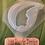 Thumbnail: Breast Cancer Warrior Plastic Bath Bomb Mold