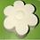 Thumbnail: Love Hippee Flower Power Plastic Bath Bomb Mold