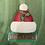 Thumbnail: Holiday Hat Plastic Bath Bomb Mold