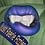 Thumbnail: Bitten Sexy Vampire Plastic Bath Bomb Mold