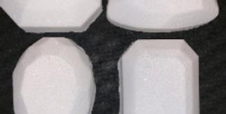 Jewels Plastic Bath Bomb Mold Collection