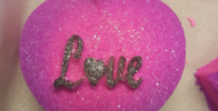 Love Perfume Bottle Plastic Bath Bomb Mold