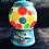 Thumbnail: X-Large Gumball Machine Plastic Bath Bomb Mold