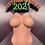 Thumbnail: Voluptuous Plastic Woman's Body Breasts Bath Bomb Mold