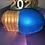 Thumbnail: Jumbo Holiday Light Bulb Plastic Bath Bomb Mold