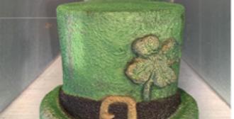Luck of the Irish Leprechaun Hat Plastic Bath Bomb Mold