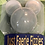 Thumbnail: Mouse Silhouette Plastic Bath Bomb Mold