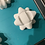 Thumbnail: Medium Chunky Holiday Bow Plastic Bath Bomb Mold