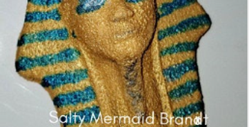Pharaoh Plastic Bath Bomb Mold