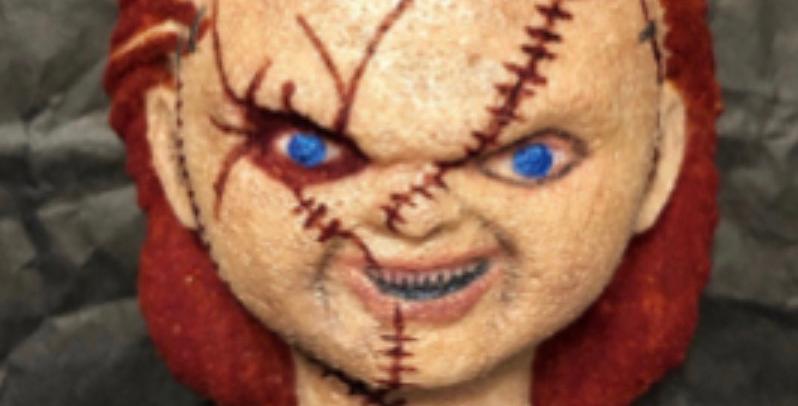 Large Horror Character Bath Bomb Mold