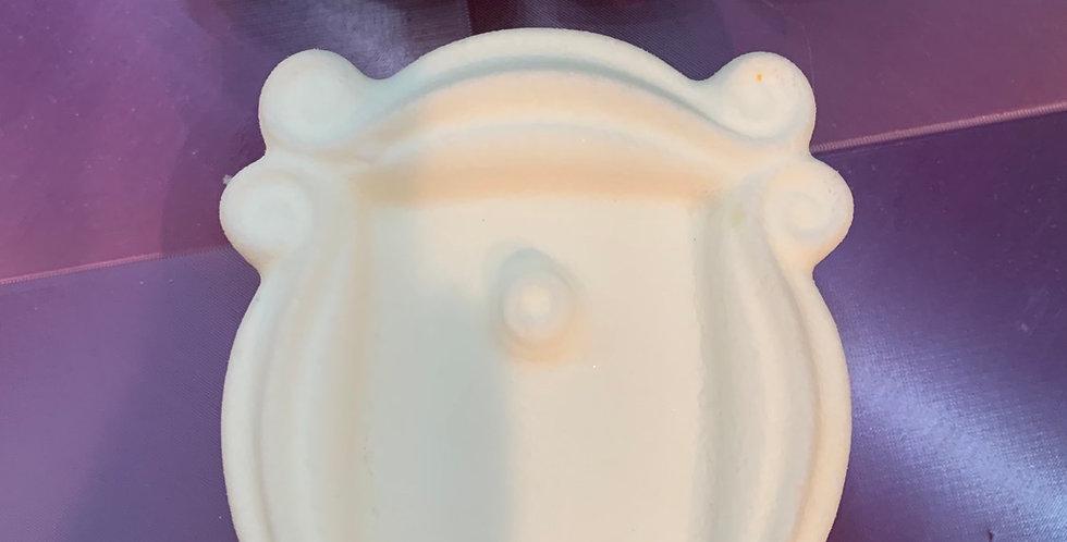 Conversation Frame Plastic Bath Bomb Mold