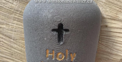 Holy Water Plastic Bath Bomb Mold