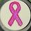 Thumbnail: Awareness Ribbon Plastic Bath Bomb Mold
