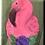 Thumbnail: Flamingo Plastic Bath Bomb Mold