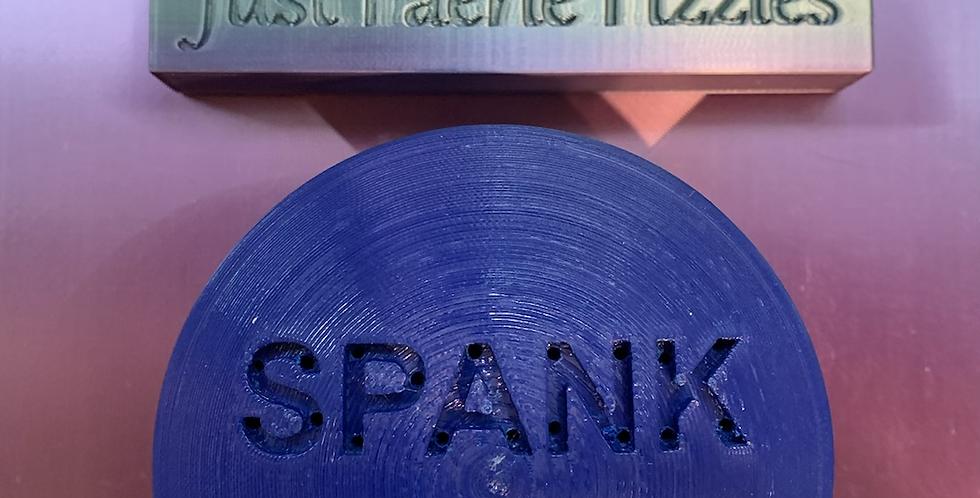 Spank Me Plastic Bath Bomb Mold