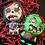 Thumbnail: Boy & Girl Zombies Plastic Bath Bomb Mold