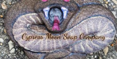 Egyptian Cobra Snake Plastic Bath Bomb Mold