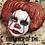 Thumbnail: Baby Scary Clown Plastic Bath Bomb Mold