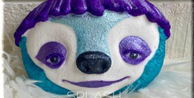 Cutest Baby Sloth Plastic Bath Bomb Mold