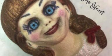 The Doll Bath Bomb Mold