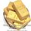 Thumbnail: Gold Bar Plastic Bath Bomb Mold