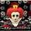 Thumbnail: Magical Queen Character Plastic Bath Bomb Mold