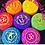 Thumbnail: The Seven Chakra Plastic Bath Bomb Molds