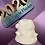 Thumbnail: Adorable Elf Hat Plastic Bath Bomb Mold - Two Sizes