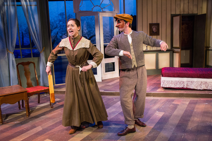 """""""The Cherry Orchard"""" at Faction of Fools"""
