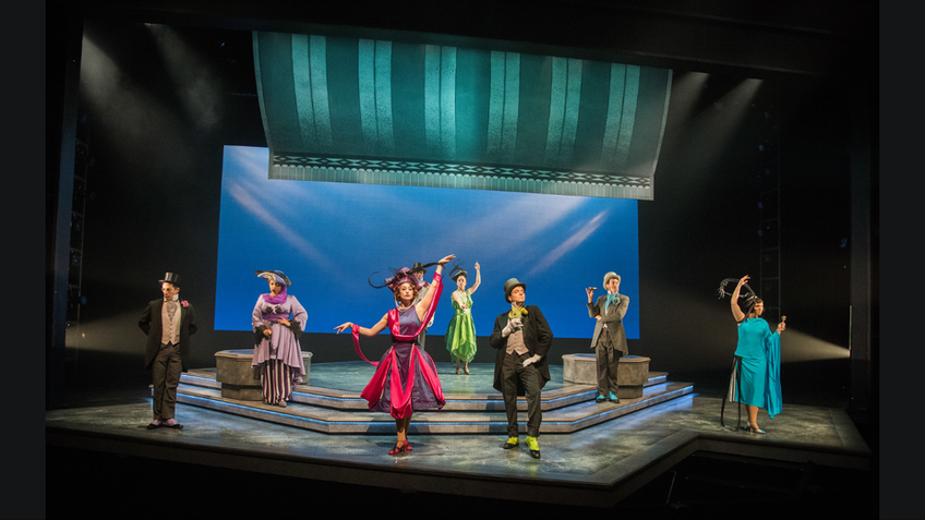 """""""My Fair Lady"""" at Olney Theater Center"""