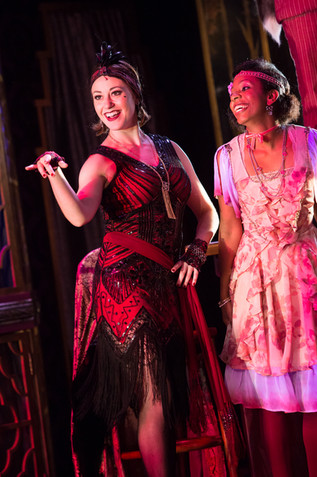 """""""The Wild Party"""" at Constellation Theater Company"""
