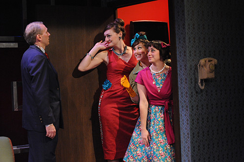 """""""Absolutely! (perhaps)"""" at Constellation Theater Company"""