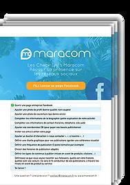 check list gerer reseaux sociaux community management la reunion 974 Maracom