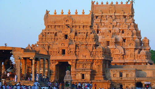Temple de Brihadeshwara
