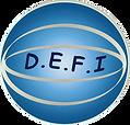 logo société D.E.F.I. Formation réunion
