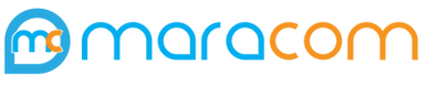 logo maracom service communication externalisé la Réunion