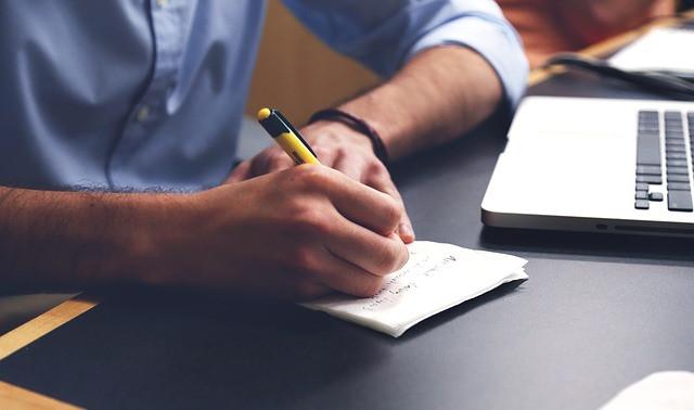 écrire article blog