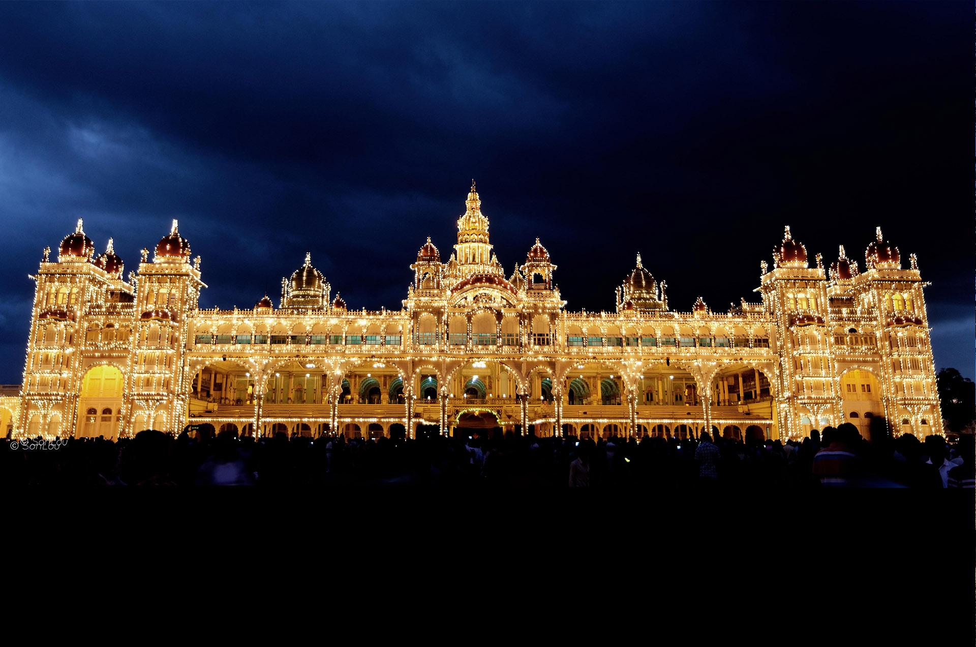 MD Palais de Mysore c