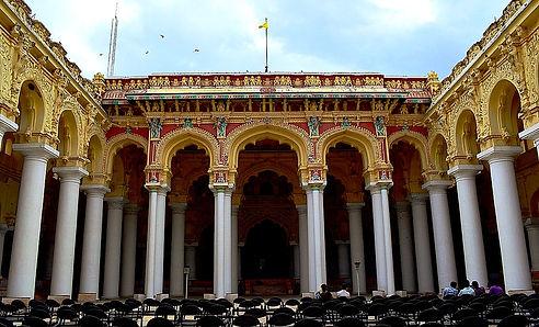 Palais à Madurai