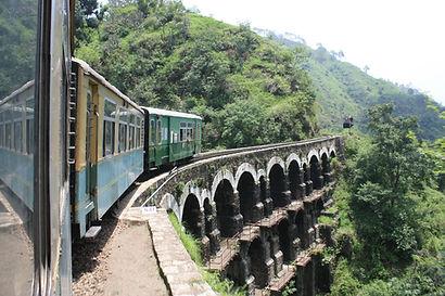 Toy Train à Ooty, Kérala