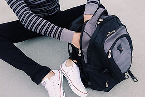 sac à dos college lycée converse adolescent