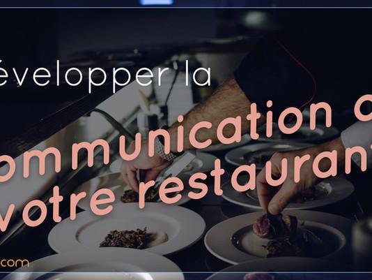 Cas Pratique : développer la communication de votre restaurant à La Réunion
