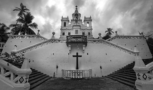 Eglise de Goa