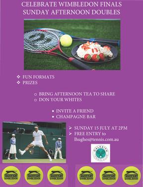 Wimbledon at Dalkeith