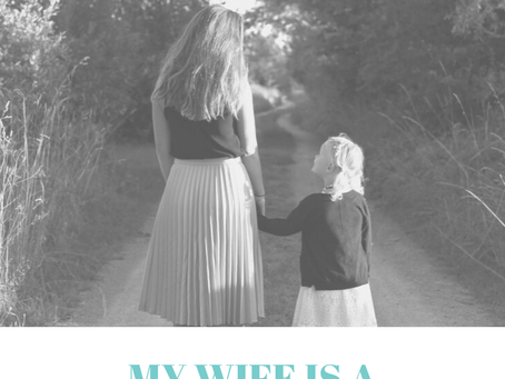 My Wife is a Superhero: Observations from Fatherhood