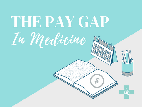 The Pay Gap in Medicine