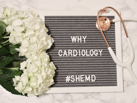 Why Cardiology?