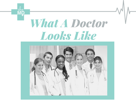 What A Doctor Looks Like