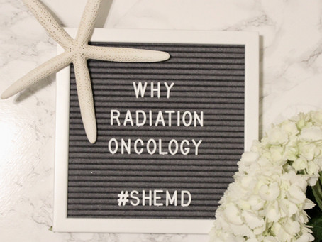 Why Radiation Oncology Should Be On Your Radar