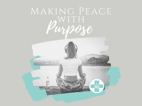 Making Peace with Purpose